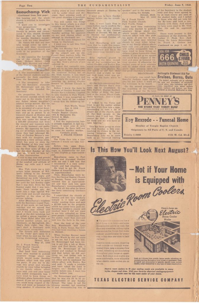 1950 Fundamentalist - Page 2