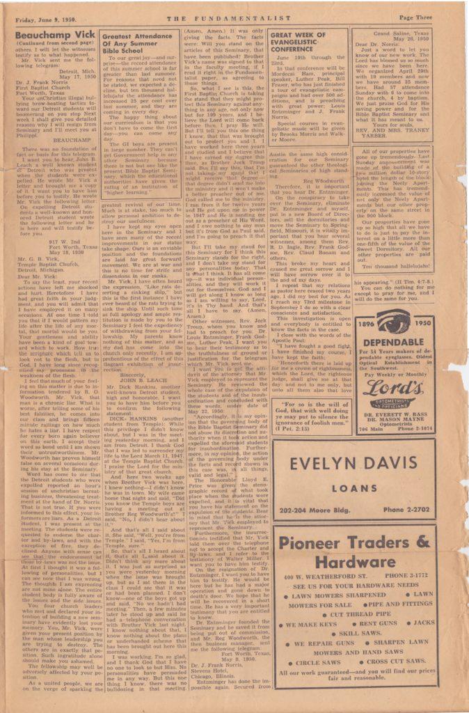 1950 Fundamentalist - Page 3