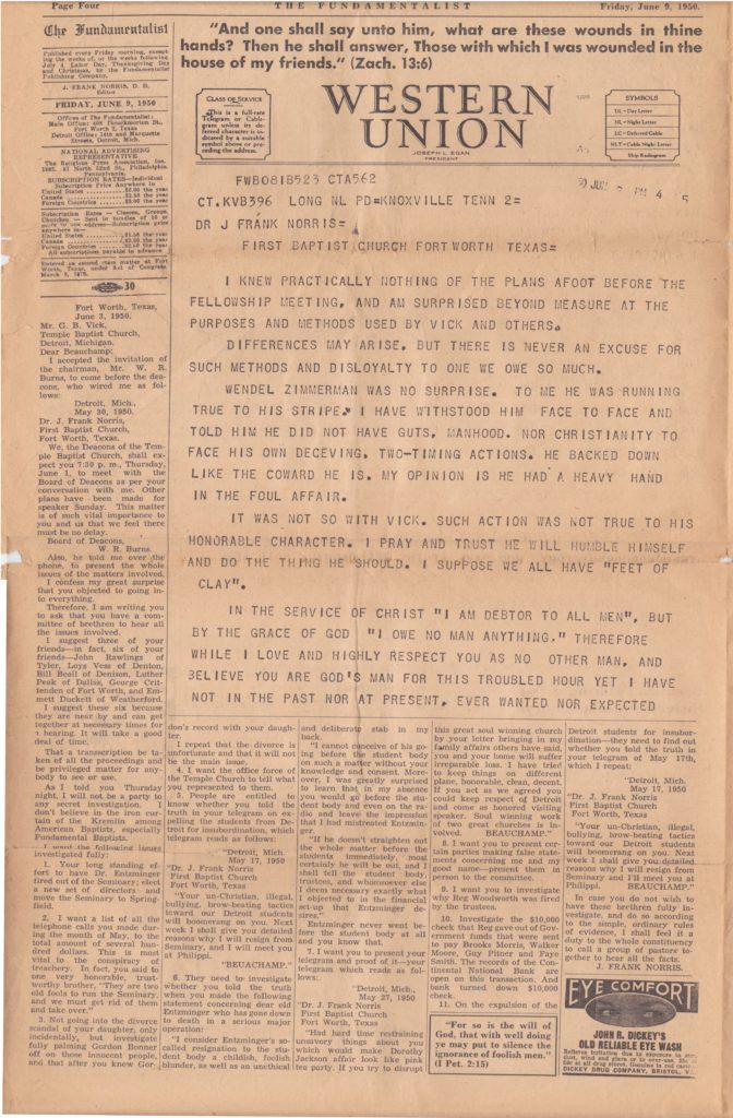 1950 Fundamentalist - Page 4