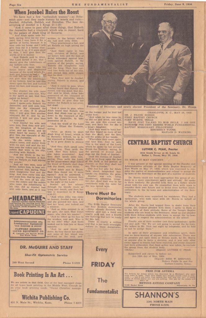 1950 Fundamentalist - Page 6